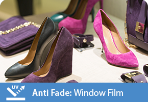 Anti Fade Window Films
