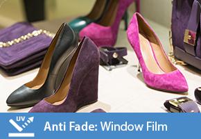Anti Fade Window Films