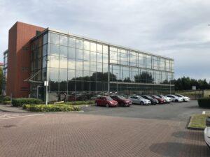 Solar window film Nissan